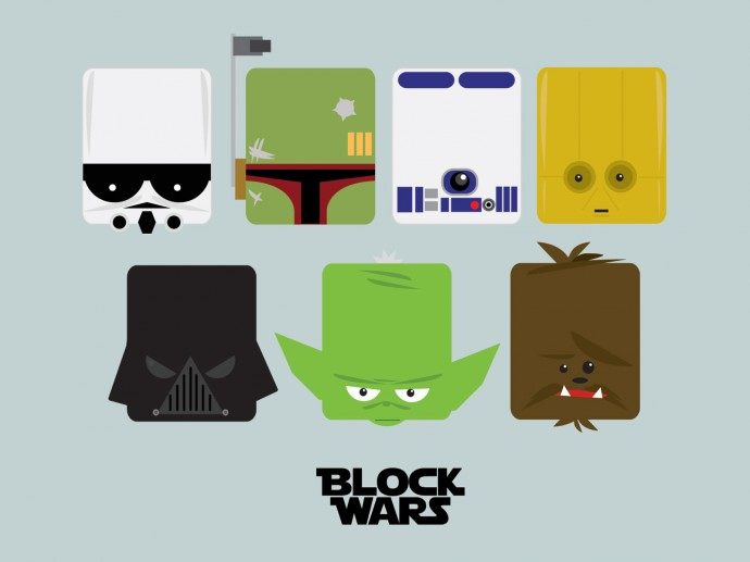 Block Wars by Paul Belen